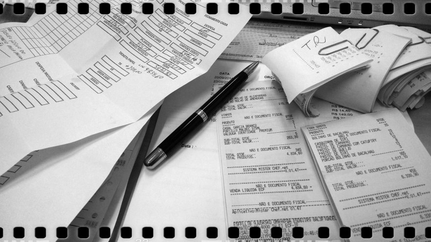 accounting B&W